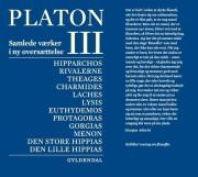 platon. bind 3 - bog