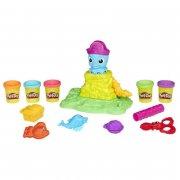 play doh modellervoks sæt - blæksprutten cranky - Kreativitet
