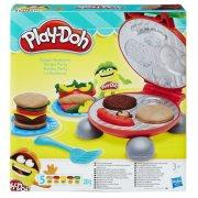 play doh modellervoks - grill sæt - Kreativitet