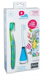playbrush - smart tandbørste - blue - Babyudstyr