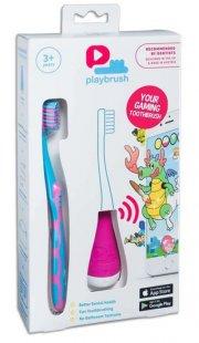 playbrush smart tandbørste i pink - Babyudstyr