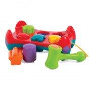 hammerbræt / sorteringskasse - playgro jerrys class - Babylegetøj