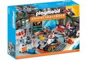 playmobil julekalender 9263 - top agents - Playmobil