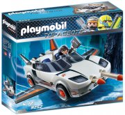 playmobil top agents - agent p. med spion racer - Playmobil