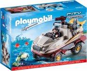 playmobil city action 9364 - amfibiekøretøj - Playmobil