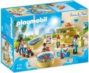 playmobil 9061 - akvarium shop - Playmobil