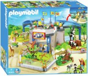playmobil zoologisk have legesæt i gaveæske - Playmobil