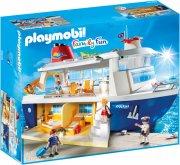 playmobil skib - family fun krydstogtskib sæt - Playmobil