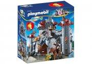 playmobil - den sorte barons slot (6697) - Playmobil