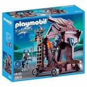 playmobil - eagle knights` angrebstårn (6628) - Playmobil
