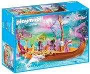 playmobil fairies 9133 - fortryllet feskib - Playmobil