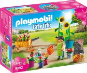 playmobil city life 9082 - blomsterhandler - Playmobil