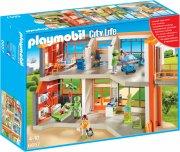 playmobil city life - hospital / børnehospital - 6657 - Playmobil