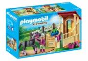 playmobil hestestald med arabner hest - Playmobil