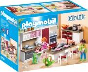 playmobil city life 9269 - køkken - Playmobil