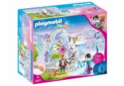 playmobil magic - krystalport til vinterverdenen - Playmobil
