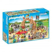 playmobil zoo / zoologisk have - 6634 - Playmobil