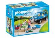 playmobil city life 9278 - mobil hundesalon - Playmobil