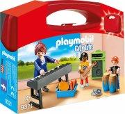playmobil musik time - legesæt med håndtag - Playmobil