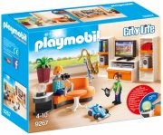 playmobil city life 9267 - opholdsstue - Playmobil