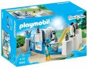 playmobil family fun 9062 - pingvin indhegning - Playmobil