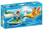 playmobil family fun 6980 - vandski og bananbåd - Playmobil