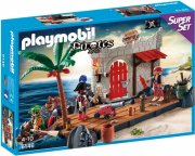 playmobil - pirat fort superset - Playmobil