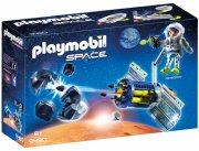 playmobil space - satellit meteroidlaser - Playmobil