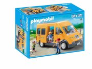 playmobil - skolebus (6866) - Playmobil