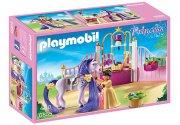 playmobil hestestald - princess 6855 - Playmobil