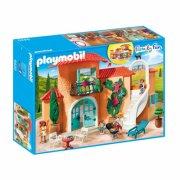 playmobil family fun 9420 - solrig ferievilla - Playmobil