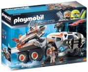 playmobil top agents 9255 - spyteam kamptruck - Playmobil