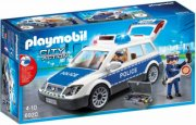 playmobil city action - politibil med lyd og lys - 6920 - Playmobil