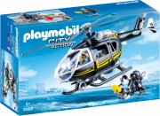 playmobil city action 9363 - swat-helikopter - Playmobil