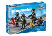 playmobil city action 9365 - swat-indsatshold - Playmobil