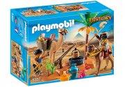 playmobil history 5387 - gravtyvenes lejr - Playmobil