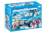 playmobil vinter suv legesæt - family fun - Playmobil