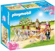 playmobil city life 9427 - bryllupskaret - Playmobil