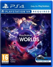 playstation vr worlds - PS4