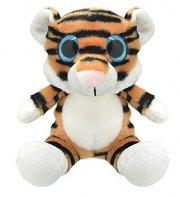 orbys tiger bamse - 15 cm - Bamser