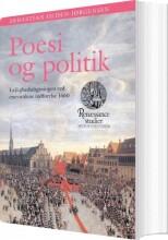 poesi og politik - bog