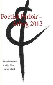 poetisk parloir - årbog 2012 - bog