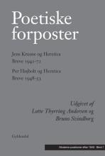 poetiske forposter - bog