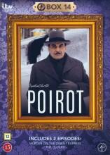 poirot - boks 14 - DVD