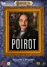 poirot - boks 16 - DVD