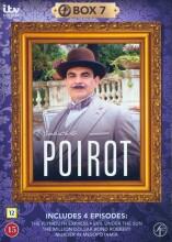 poirot - boks 7 - DVD