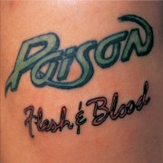 poison - flesh and blood - 20th anniversary edition - cd