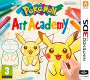 pokemon art academy - nintendo 3ds