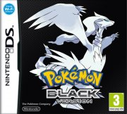 pokemon black version - nintendo ds