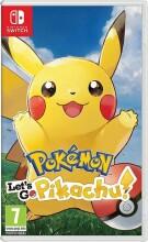 pokemon: let's go, pikachu! (uk, se, dk, fi) - Nintendo Switch
